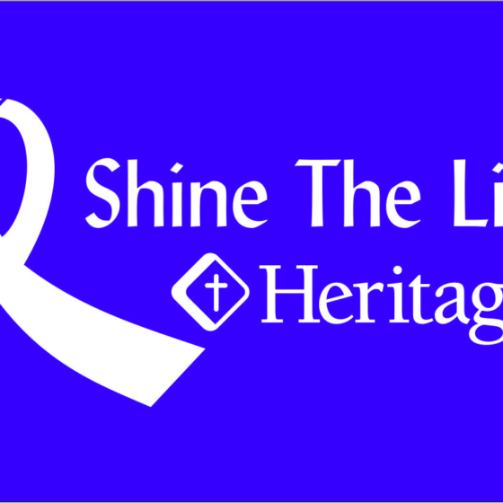 Shine The Light on Domestic Violence Awareness