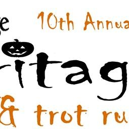 Heritage Annual 5K Run/Walk!