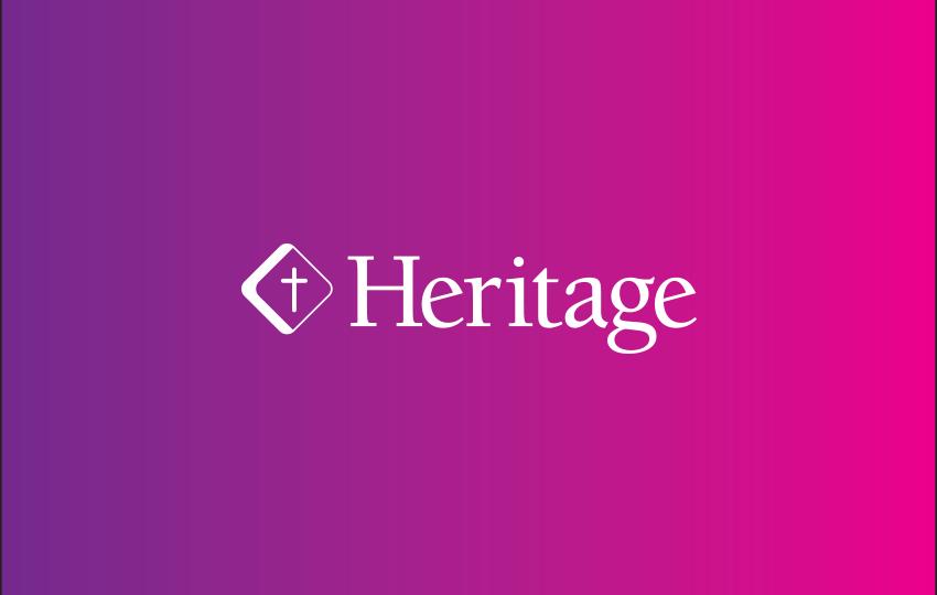 Heritage News Holder Pink