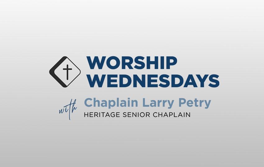 Worship Wednesdays News